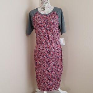LuLaRoe Julia Dress NWT